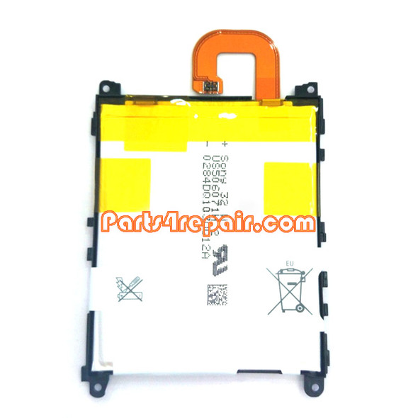 We can offer Built-in Battery for Sony Xperia Z1 L39H