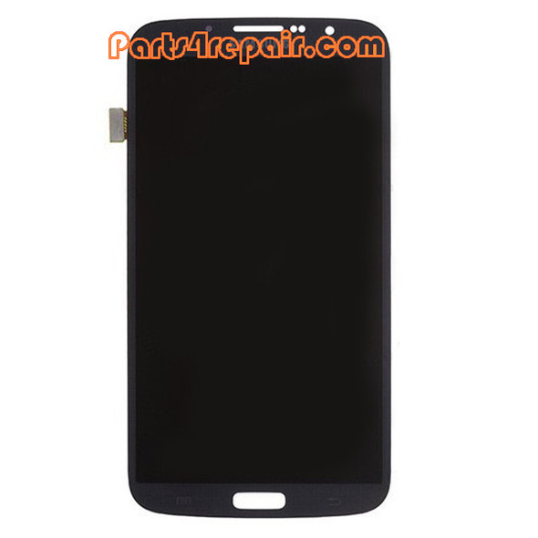 Complete Screen Assembly for Samsung Galaxy Mega 6.3 I9200 -Blue