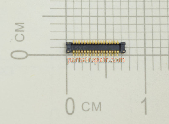 Back Camera FPC Connector for Samsung I9500 Galaxy S4