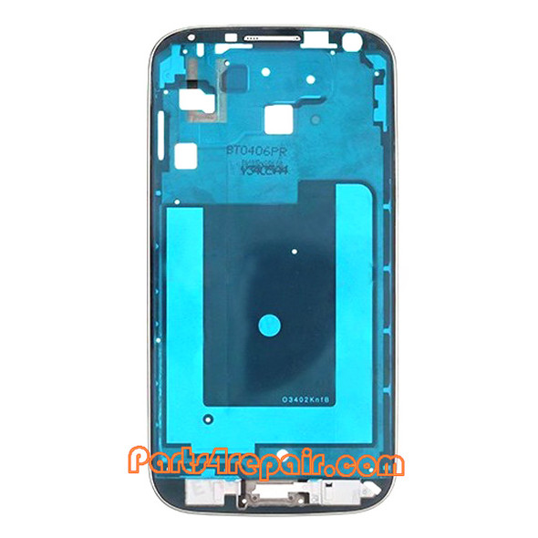 Front Housing Cover for Samsung Galaxy S4 CDMA I545 -White from www.parts4repair.com