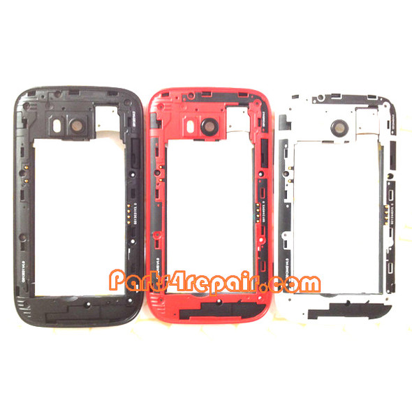 We can offer Middle Frame for Nokia Lumia 822 -Black