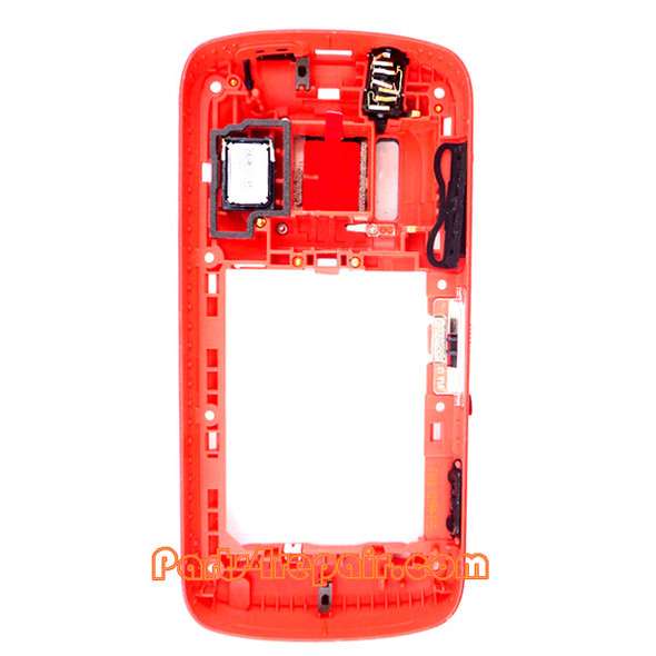 We can offer Middle Frame for Nokia 808 Pureview -Red