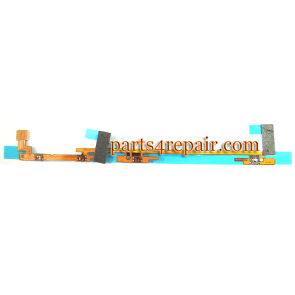 Side Key Flex Cable for Nokia Lumia 1520 from www.parts4repair.com