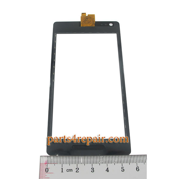 We can offer Touch Screen Digitizer for Sony Xperia M C1905 -Black