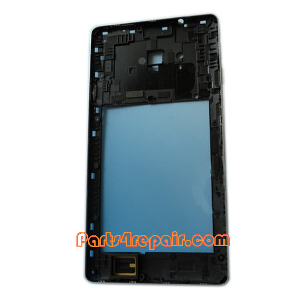 We can offer Middle Housing Cover for Huawei Ascend Mate MT1-U06