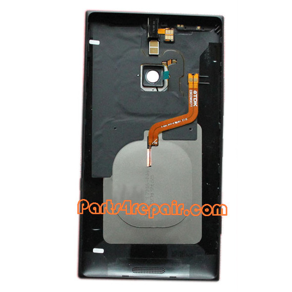 We can offer Back Housing Assembly Cover with NFC for Nokia Lumia 1520 Black