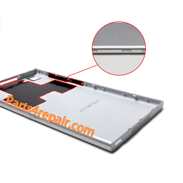We can offer Back Cover for Xiaomi M3 -Silver