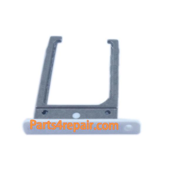 SIM Tray for Motorola Moto X XT1058 -White from www.parts4repair.com