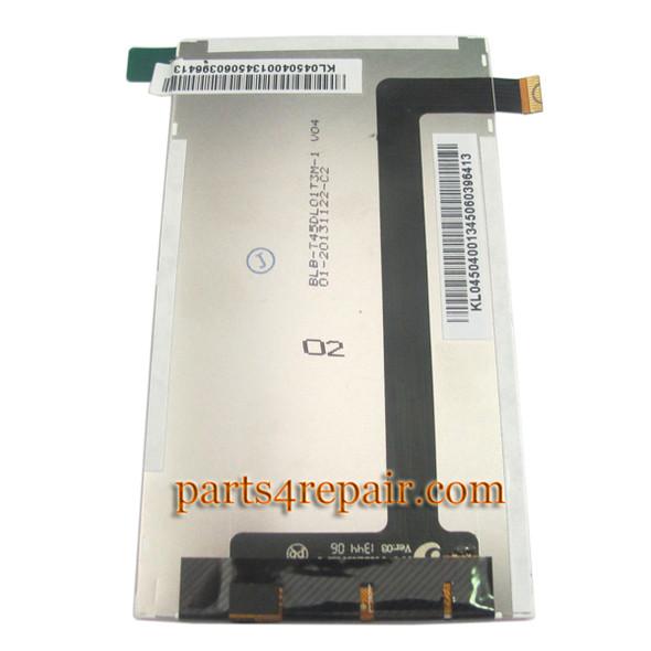 LCD Screen for Acer Liquid E2 V370
