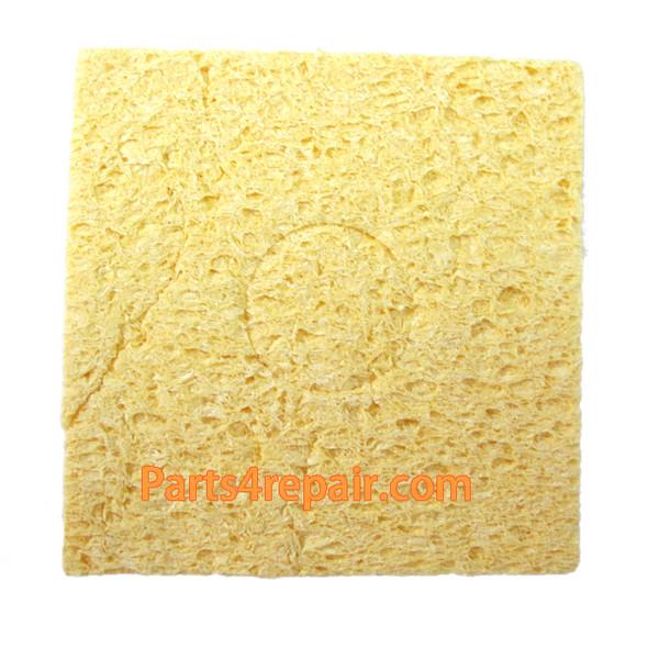 10pcs 2mm Heat-resisting Compressed Sponge for 936 Solder Cleaning
