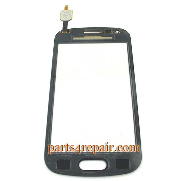 Touch Screen Digitizer for Samsung Galaxy S Duos 2 S7582 -Black