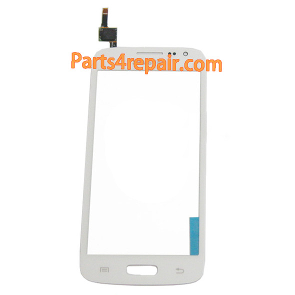 Touch Screen Digitizer for Samsung Galaxy Win Pro G3812 -White from www.parts4repair.com