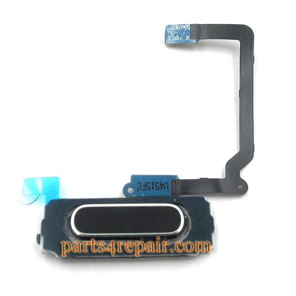 Home Button Flex Cable for Samsung Galaxy S5 -Black