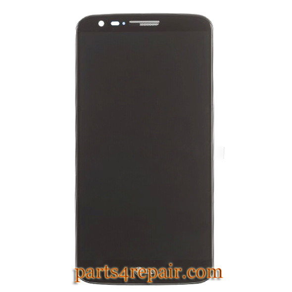 Complete Screen Assembly for LG G2 from www.parts4repair.com