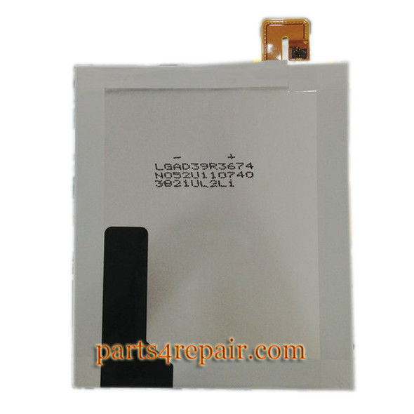 3000mAh Built-in Battery for Sony Xperia T2 Ultra xm50h from www.parts4repair.com