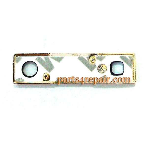 We can offer Camera Lens for BlackBerry Porsche Design P'9981 -Gold