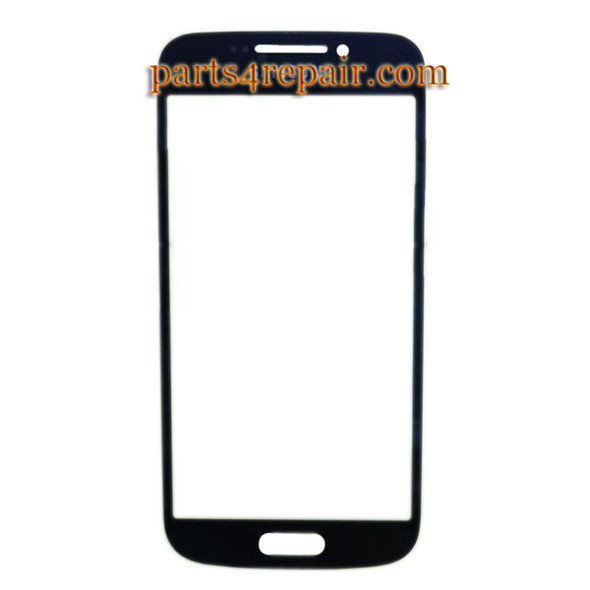 Generic Front Glass for Samsung Galaxy S4 Zoom C101 -Black