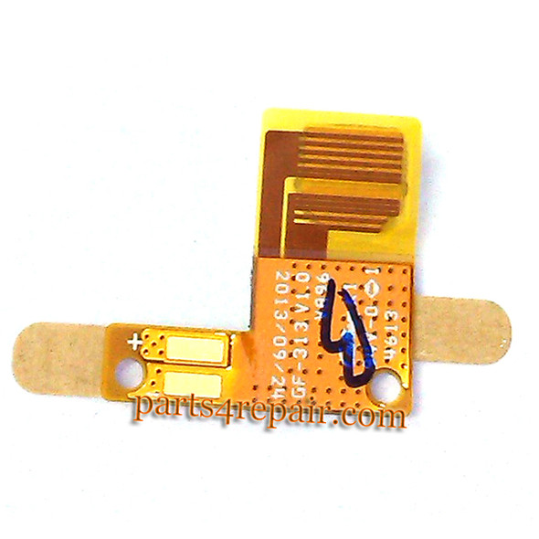 Flash Flex Cable for Nokia Lumia 1320 (Used) from www.parts4repair.com