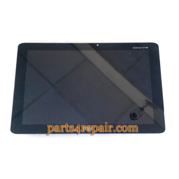 Complete Screen Assembly for Acer Iconia Tab A510 from www.parts4repair.com