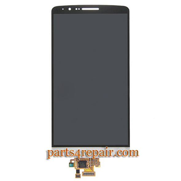 Complete Screen Assembly for LG G3 D855 D851 D850 LS990 from www.parts4repair.com