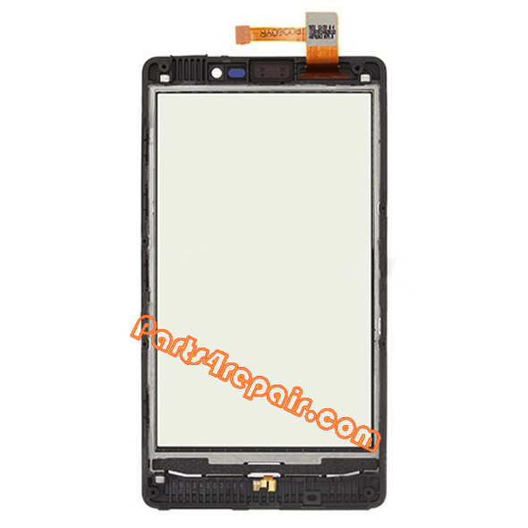 We can offer Touch Screen with Bezel for Nokia Lumia 820