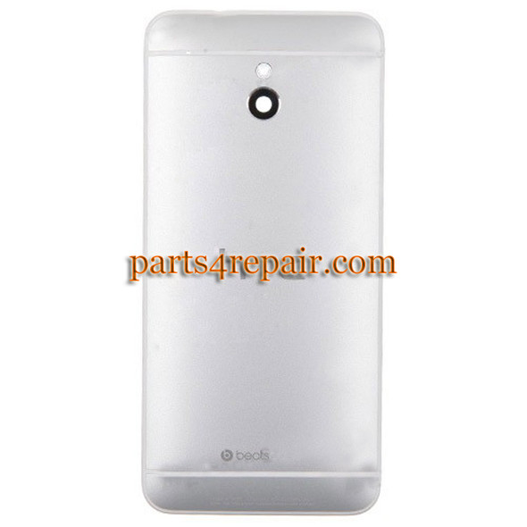 Back Cover for HTC One mini -White from www.parts4repair.com