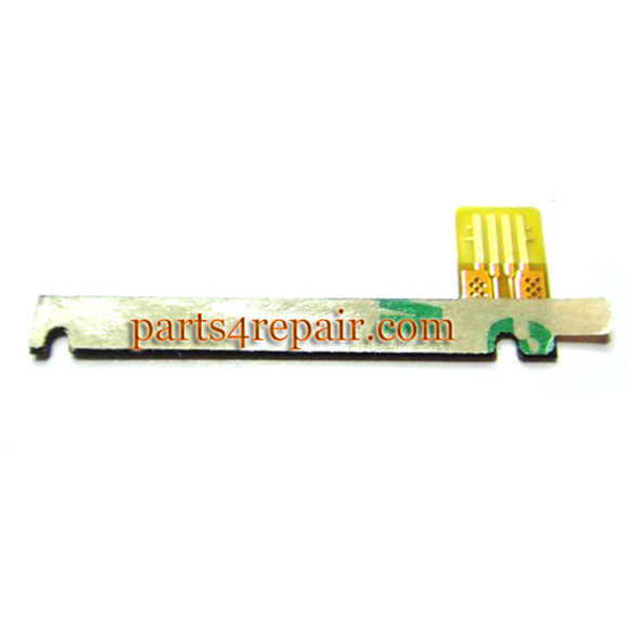 We can offer Volume Flex Cable for HTC One mini M4