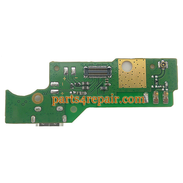 Dock Charging Flex Cable for Lenovo S930 from www.parts4repair.com