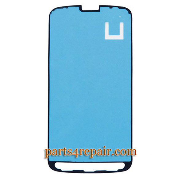 Front Housing Adhesive Sticker for Samsung I9295 Galaxy S4 Active from www.parts4repair.com
