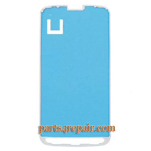 We can offer Front Housing Adhesive Sticker for Samsung I9295 Galaxy S4 Active