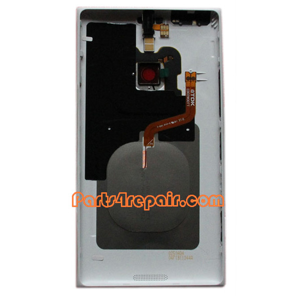We can offer Back Housing Assembly Cover  for Nokia Lumia 1520 White