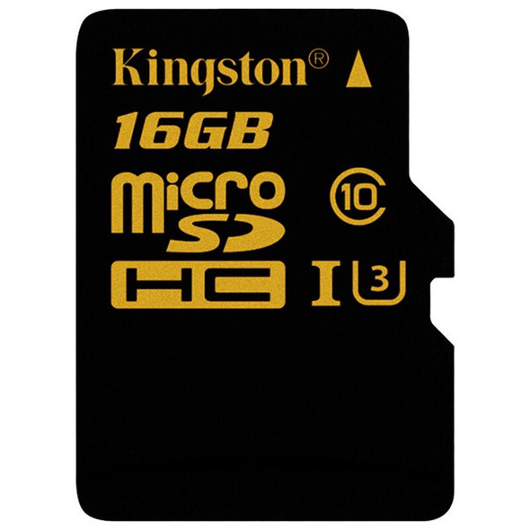 Kingston 16GB Micro SD 90MB/S Class 10 Memory Card TF