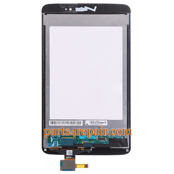 We can offer Complete Screen Assembly for LG G Pad 8.3 LTE -Black