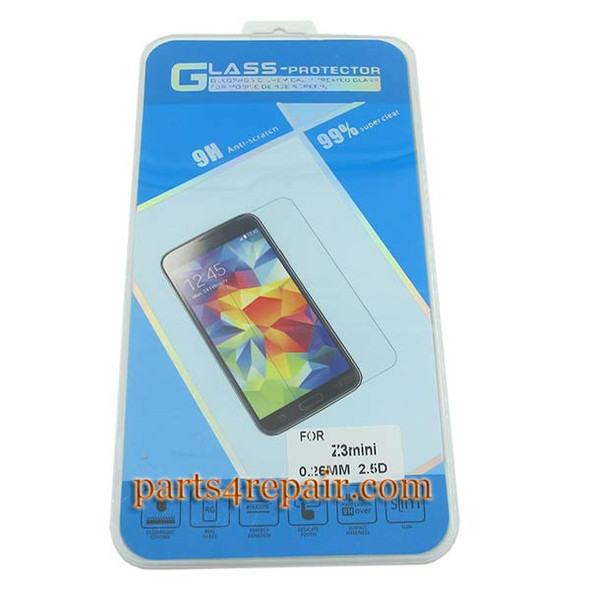 Premium Tempered Glass Screen Protector for Sony Xperia Z3 Compact mini