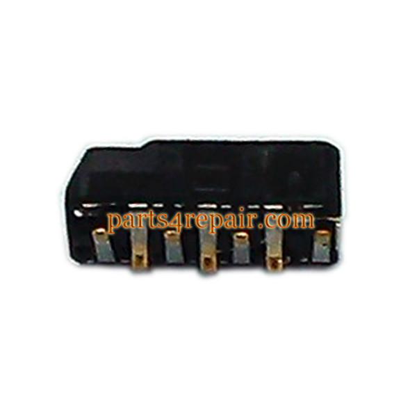 We can offer Earphone Jack Plug for Sony LT22I LT26I LT25I