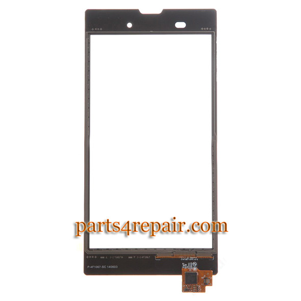 We can offer Touch Screen Digitizer for Sony Xperia T3 -Black