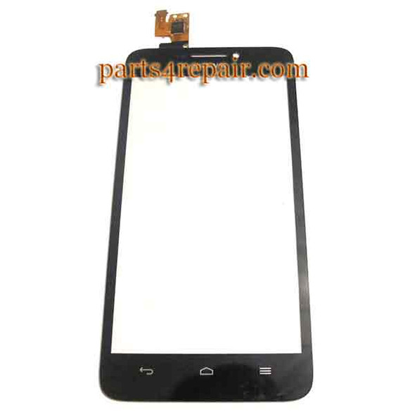 Touch Screen Digitizer for Huawei Ascend G630 -Black from www.parts4repair.com