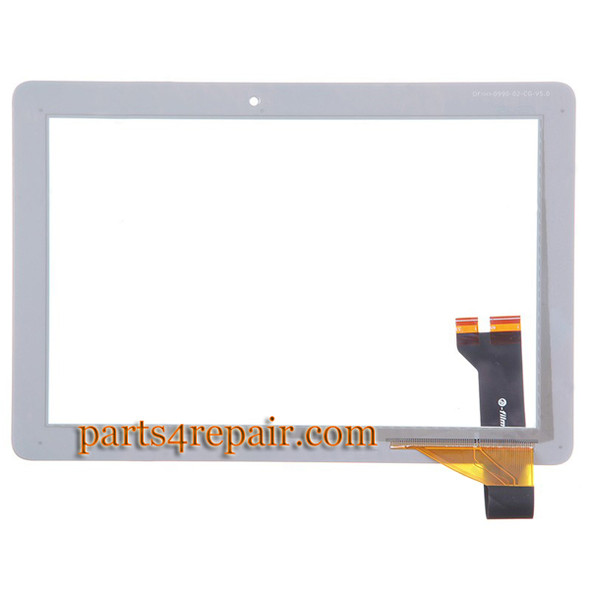 Touch Screen Digitizer for Asus Memo Pad 10 ME102 (for REV3.0) -White