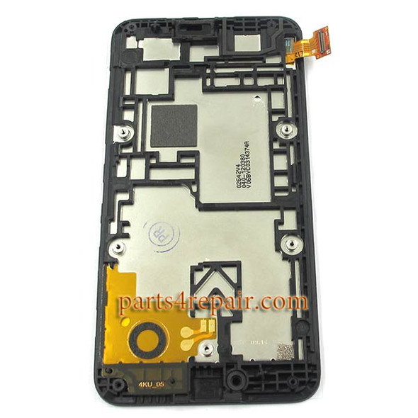 we can offer Complete Screen Assembly with Bezel for Nokia Lumia 530