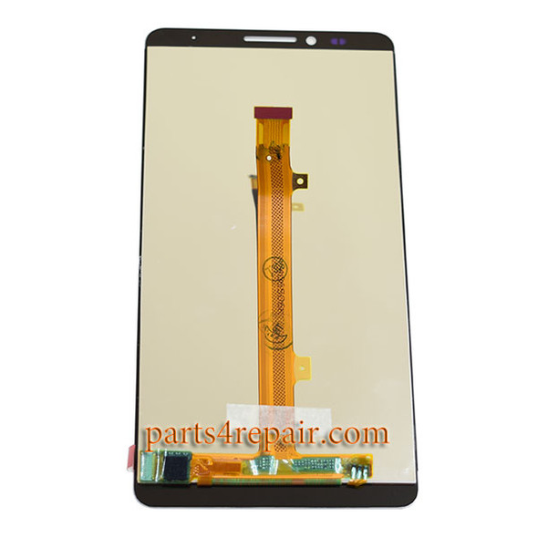We can offer Complete Screen Assembly for Huawei Ascend Mate 7 MT7-TL10 -White