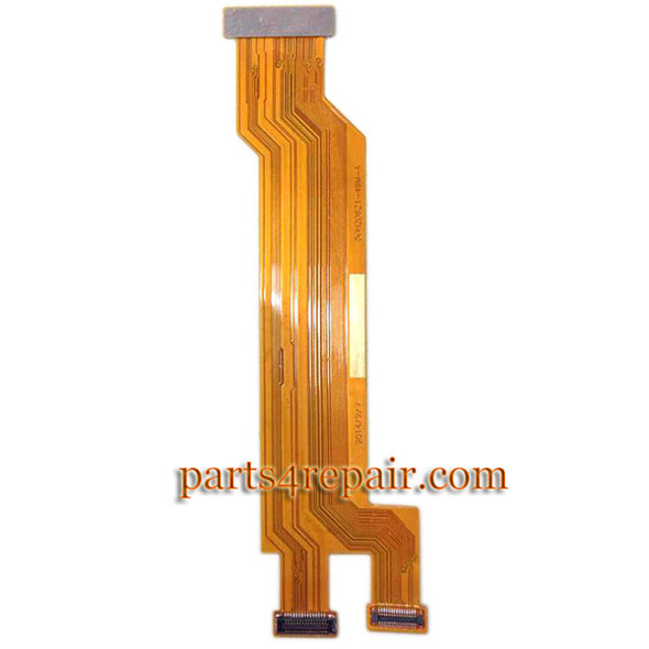 LCD Connector Flex Cable for HTC Desire 816 from www.parts4repair.com