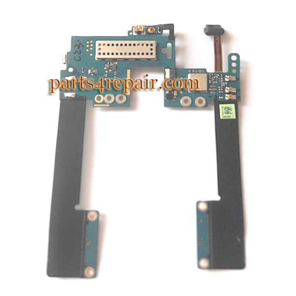 Motherboard Flex Cable for HTC Butterfly S from www.parts4repair.com