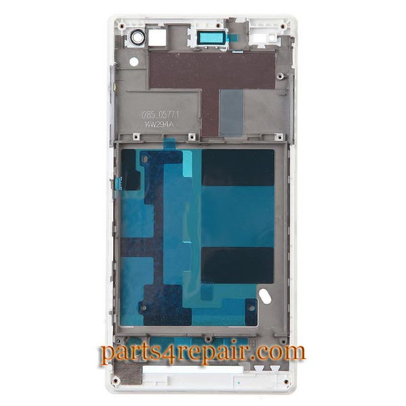 We can offer Front Housing Cover for Sony Xperia C3 S55 -White