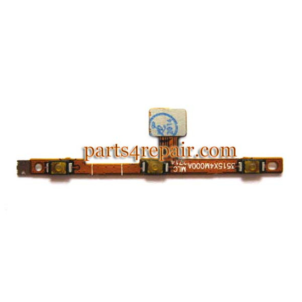 Power Flex Cable for Xiaomi MI 4 from www.parts4repair.com