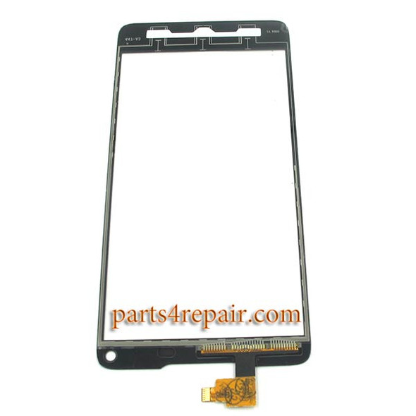 Touch Screen Digitizer for ZTE Nubia Z5S NX503A -Black