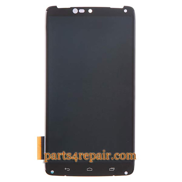 Complete Screen Assembly for Motorola Droid Turbo XT1254 from www.parts4repair.com