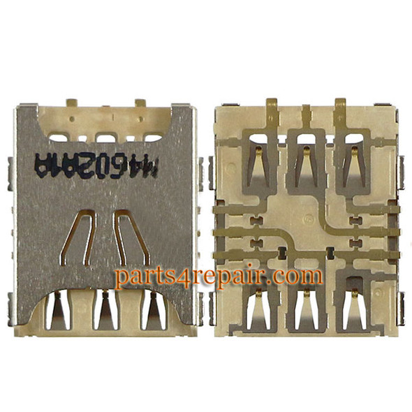 SD Card Reader for Samsung Galaxy S5 mini G800F from www.parts4repair.com