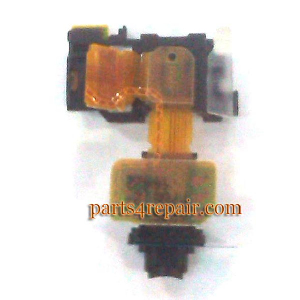 We can offer Earphone Jack Flex Cable for Sony Xperia E3