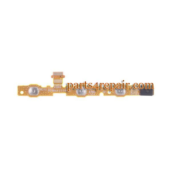 Side Key Flex Cable for Asus Google Nexus 7 2Gen from www.parts4repair.com