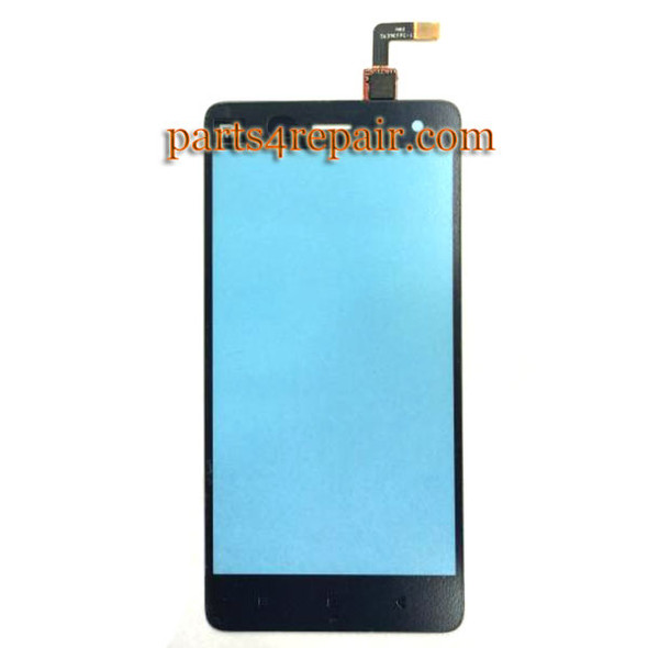 Touch Screen Digitizer for Xiaomi M4 -Black from www.parts4repair.com